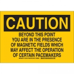 Brady 129161, 10″ x 14″ B-302 Caution Sign