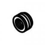 Cat Pumps 132965, Seat, Valve S for 35FR Plunger Pumps 3550