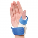 Advanced Orthopaedics 1387-L, Thumbkeeper Support With D-Ring, Left