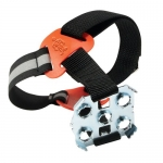 Ergodyne 16778, Trex 6315 XL-Size Strap-On Heel Ice Traction Device