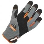 Ergodyne 17046, ProFlex 710 Gray Heavy-Duty Utility Gloves, 2XL Size