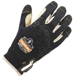 Ergodyne 17143, ProFlex 710LTR Heavy-Duty Leather-Reinforced Gloves, M