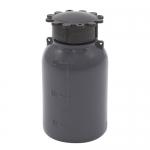 Dynalon 201295-0050, Polyethylene Kartell Narrow Grey Bottle