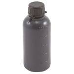 Dynalon 201295-0125, Polyethylene Kartell Narrow Grey Bottle