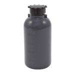 Dynalon 201295-0250, Polyethylene Kartell Narrow Grey Bottle