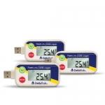 DeltaTrak 20909, FlashLink USB Reusable Data Logger Starter Kit