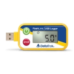 DeltaTrak 20916, FlashLink 45-Day USB In-Transit Data Logger, C