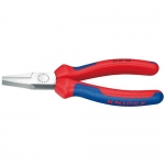 Knipex 20 02 160, Flat Nose Pliers with Flat Jaws