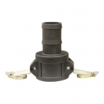 Milton 2103-7, C Style Cam and Groove Coupler, 3″