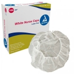 Dynarex 2111, Nurse Cap O.R., 24in, White