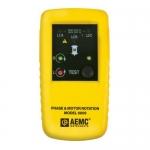 AEMC 2121.11, 6609 Phase & Motor Rotation Meter