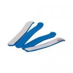 Advanced Orthopaedics 218, Curved Finger Splint, X Large, 9″