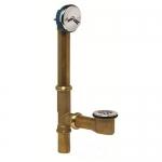 Dearborn 226-3, 1-1/2″ Brass Tubular Trip Lever Stopper Full Kit