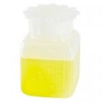 Dynalon 226295-0025, Polyethylene Kartell Rectangular Bottle