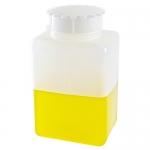 Dynalon 226295-1000, Polyethylene Kartell Rectangular Bottle