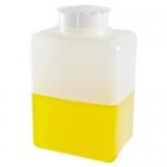 Dynalon 226295-2000, Polyethylene Kartell Rectangular Bottle