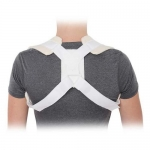 Advanced Orthopaedics 2607, Clavicle Support Strap, Large (Adult)