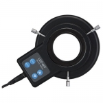 Aven 26200B-211, LED Ring Light w/Brightness and Sector Control