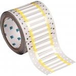 Brady 2HTCT-187-2-WT-S, PVDF Wire Marking Sleeve, White
