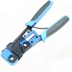 Ideal 30-496, Telemaster Rj-11/Rj-45 Tool, Black Handle