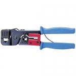 Eclipse Tools 300-028, Non-Ratcheted Crimper, Modular Plugs, DEC-MMJ