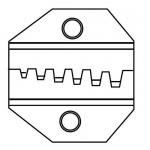 Eclipse Tools 300-097, Lunar Series Die Set for Wire Ferrules