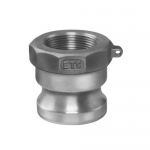 Ever-Tite 320ASS, Premium Cam and Groove Coupling (Part A)