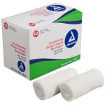 Dynarex 3103, 3in Stretch Gauze Bandage Roll