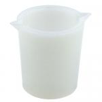 Dynalon 312004-0050, 50ml High Density Polyethylene Heavy Wall Beaker