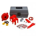Brady 31510, 45247 Valve Lockout Kit