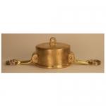 Ever-Tite 330DCBR, (APG) Part Dc (Dust Cap) Brass