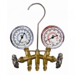 Mastercool 33103-MR, Manifold with Gauges only