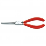 Knipex 33 03 160, Chrome Plated Duckbill Pliers, Plastic Coated