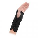 Advanced Orthopaedics 348-R, K.S Lace-Up Wrist Splint, Right, X Large