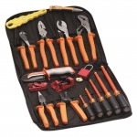 Ideal 35-9102, Journeyman Insulated Tool Kit in Case