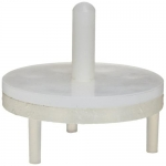 Bel-Art Products 37084-0020, Round Floating Bubble Rack, 20 Places