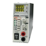 Extech 382260, 80W Switching Mode DC Power Supply