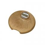 American Weigh Scales 396TERA, Simulated Marble Bathroom Digital Scale