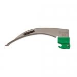 Dynarex 4027, Disposable Laryngoscope Blades, Fiber Optic Mac #3
