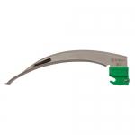 Dynarex 4028, Disposable Laryngoscope Blades, Fiber Optic Mac #4