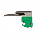 Dynarex 4029, Disposable Laryngoscope Blades, Fiber Optic MIL #00