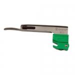 Dynarex 4031, Disposable Laryngoscope Blades, Fiber Optic MIL #1