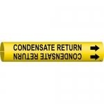 Brady 4037-C, 41801 Plastic Condensate Return Pipe Marker