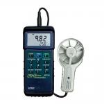 Extech 407113, Heavy Duty CFM Metal Vane Anemometer