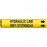 Brady 4083-C, 48672 Coiled HydrauLIC Line Pipe Marker