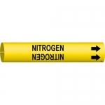 Brady 4098-C, Coiled Plastic Nitrogen Pipe Marker