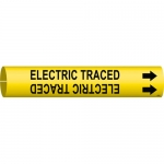 Brady 4179-C, 51342 Electric Traced Pipe Marker