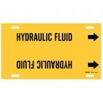 Brady 4198-H, Plastic HydrauLIC Fluid Pipe Marker