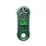 Extech 45170CM, 5-in-1 Environmental Meter with CFM/CMM