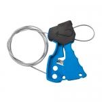 Brady 45191, Blue Original Cable Lockout w/ 6′ Cable